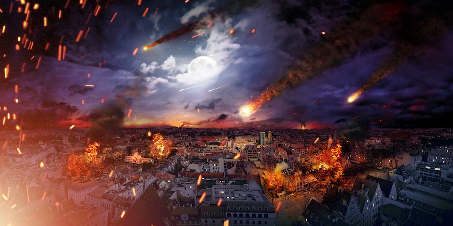 Disaster Recovery Apocalypse