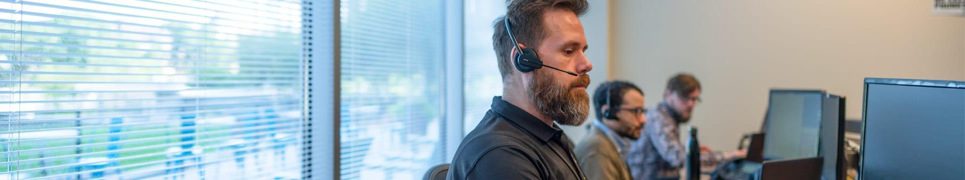 Services Call Center