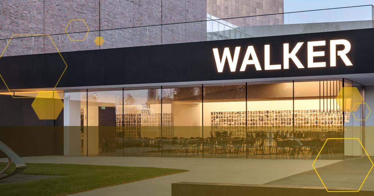 Walker Art Center Partnership Header