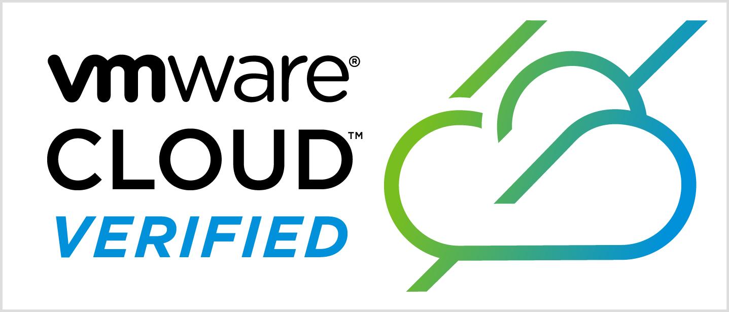VMware Cloud Verified Badge Logo