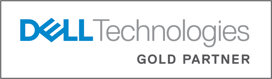 Dell Partner Gold Partner Logo