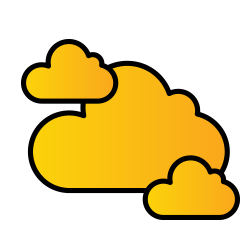 Multicloud Icon
