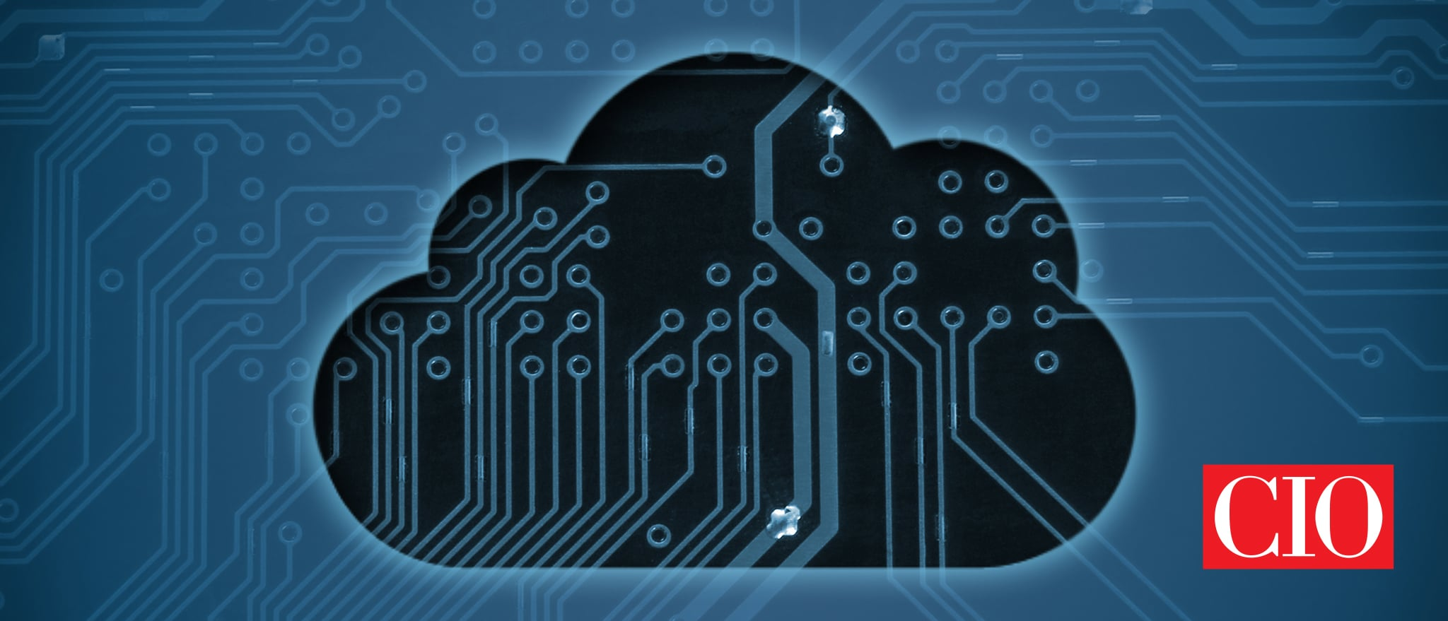 Cloud on a circuit board