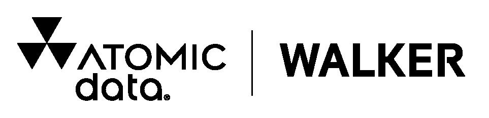 Atomic Data & Walker Art Center logo lockup