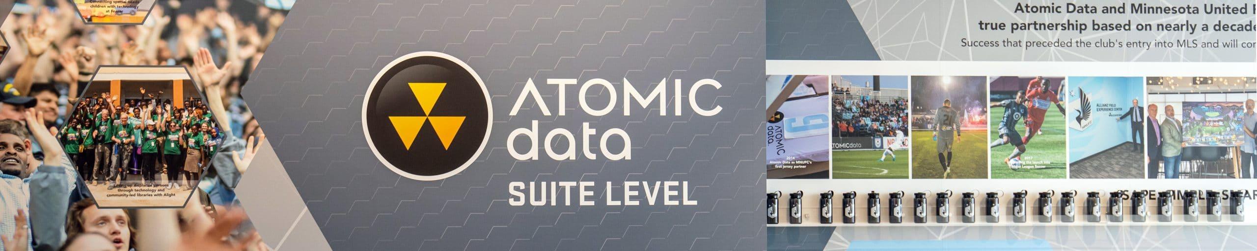 Atomic Data MNUFC Suite Level at Allianz Field