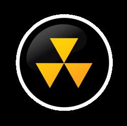Atomic Data Badge Logo on Black